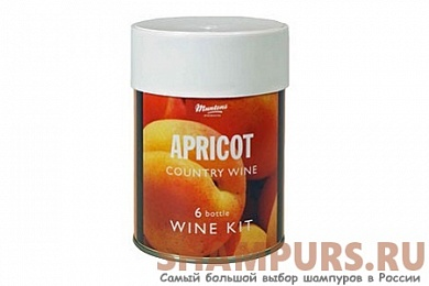 Muntons. Country Apricot 0,9 кг